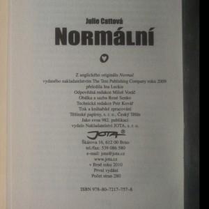antikvární kniha Normální. Kolik partnerů je třeba k založení rodiny?, 2010