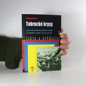 náhled knihy - Tobrucké krysy