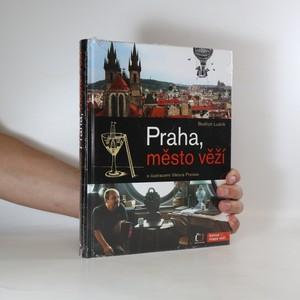 náhled knihy - Praha, město věží (zabalená kniha)