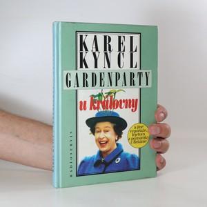 náhled knihy - Gardenparty u královny