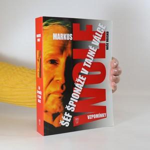 náhled knihy - Šéf špionáže v tajné válce. Vzpomínky