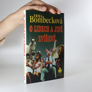 náhled knihy - O lidech a jiné zvířeně