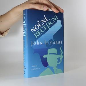 náhled knihy - Noční recepční