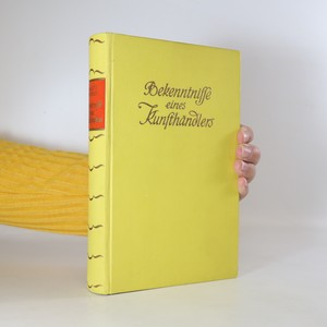 náhled knihy - Bekenntnisse eines Kunsthändlers