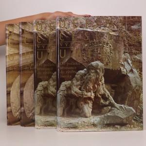 náhled knihy - Dějiny českého výtvarného umění.Dějiny českého výtvarného umění. I. a II. díl. (2 díly ve 4 svazcích)