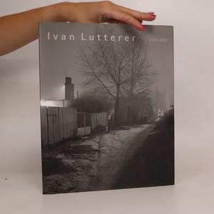 náhled knihy - Ivan Lutterer 1954-2001