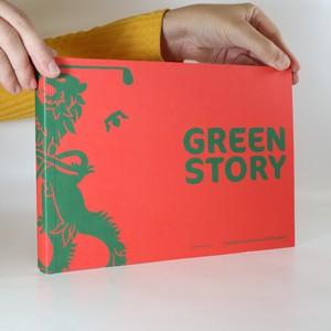 náhled knihy - Green story. Jedenáct příběhů z dějin českého golfu