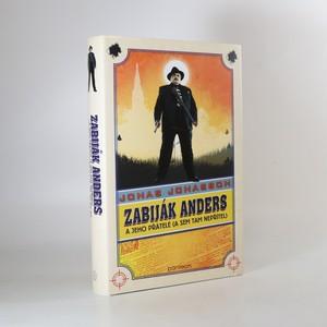 náhled knihy - Zabiják Anders a jeho přátelé (a sem tam nepřítel)