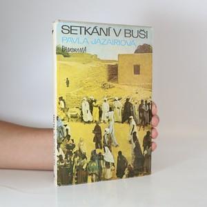 náhled knihy - Setkání v buši