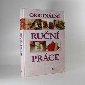 náhled knihy - Originální ruční práce