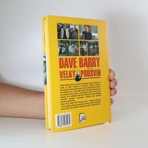 antikvární kniha Velký průšvih, 2002