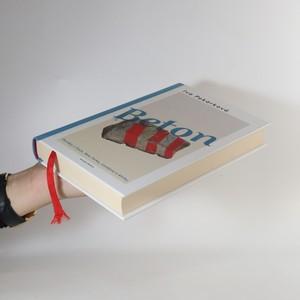antikvární kniha Beton, 2014