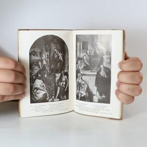 antikvární kniha Die Meisterbilder von Veronese, 1908