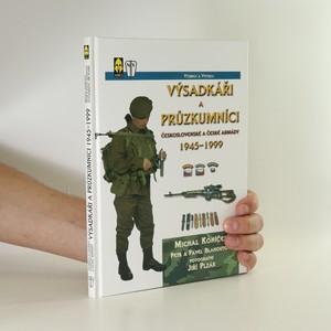 náhled knihy - Výsadkáři a průzkumníci Československé a České armády 1945-1999