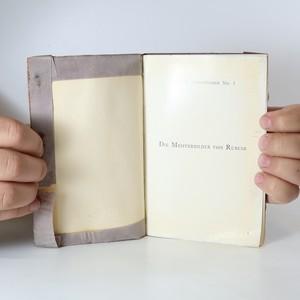 antikvární kniha Die Meisterbilder von Rubens, 1909