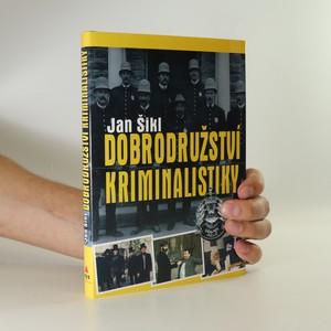náhled knihy - Dobrodružství kriminalistiky