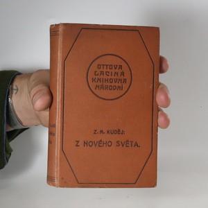 náhled knihy - Z nového světa