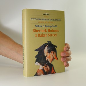 náhled knihy - Sherlock Holmes z Baker Street