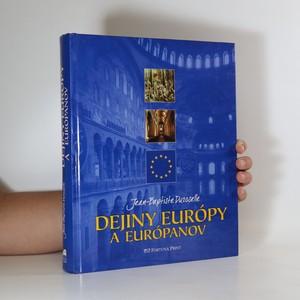 náhled knihy - Dejiny Európy a Európanov