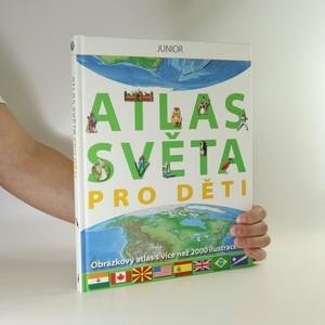 náhled knihy - Atlas světa pro děti