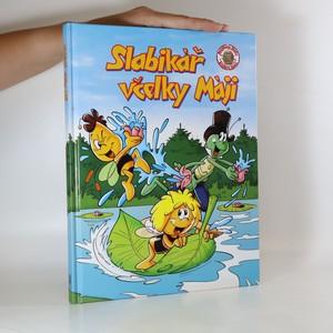 náhled knihy - Slabikář včelky Máji