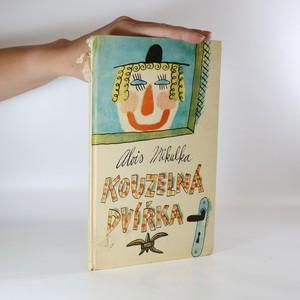 náhled knihy - Kouzelná dvířka
