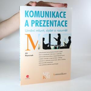 náhled knihy - Komunikace a prezentace