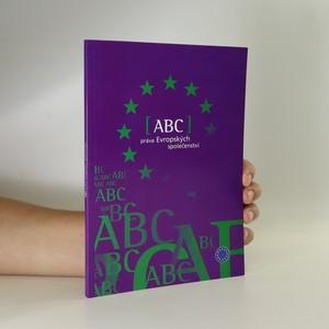 náhled knihy - ABC práva Evropských společenství