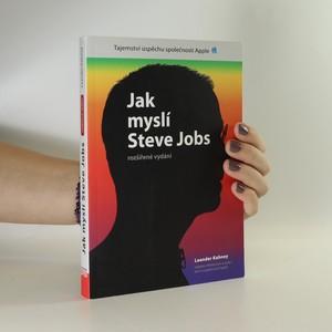 náhled knihy - Jak myslí Steve Jobs. Tajemství úspěchu společnosti Apple