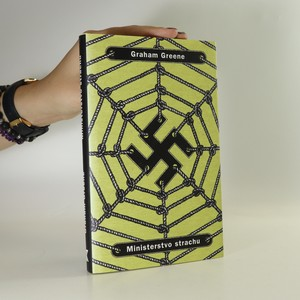náhled knihy - Ministerstvo strachu