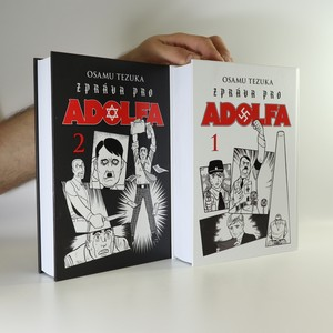 náhled knihy - Zpráva pro Adolfa 1 a 2 (2 svazky)