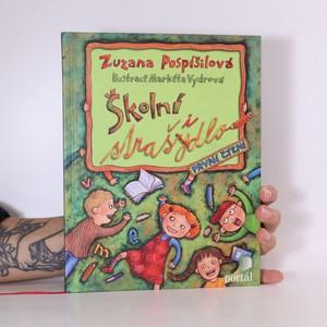 náhled knihy - Školní strašidlo