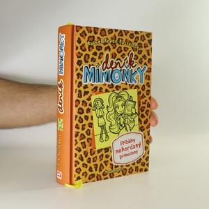 náhled knihy - Deník mimoňky. Příběhy nehorázný primadony