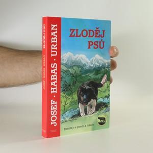 náhled knihy - Zloděj psů. Povídky o psech a lidech