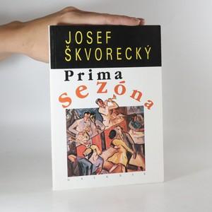 náhled knihy - Prima sezóna. Text o nejdůležitějších věcech života