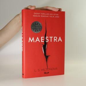 náhled knihy - Maestra