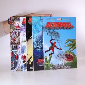 náhled knihy - Deadpool I-V (5 svazků, viz foto)