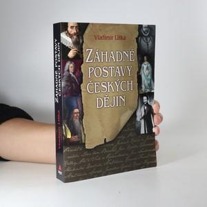 náhled knihy - Záhadné postavy českých dějin