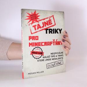 náhled knihy - Tajné triky pro Minecrafťáky