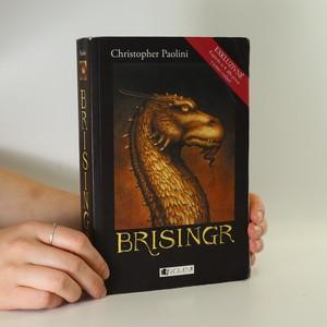 náhled knihy - Odkaz Dračích jezdců 3. Brisingr