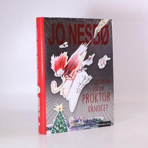 náhled knihy - Zachrání doktor Proktor Vánoce?
