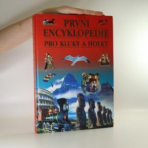 náhled knihy - První encyklopedie pro kluky a holky