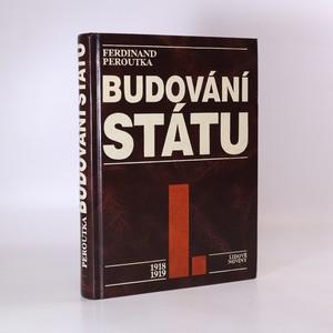 náhled knihy - Budování státu I
