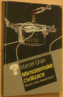 náhled knihy - Mimozemské civilizace : mýtus nebo skutečnost?