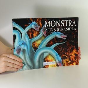 náhled knihy - Monstra a jiná strašidla