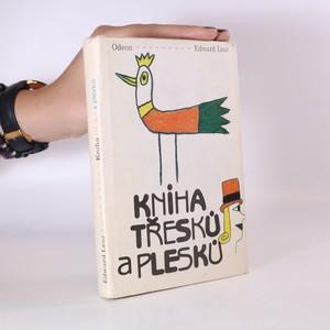 náhled knihy - Kniha třesků a plesků