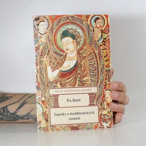 náhled knihy - Zápisky o buddhistických zemích