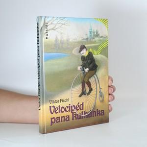 náhled knihy - Velocipéd pana Kulhánka
