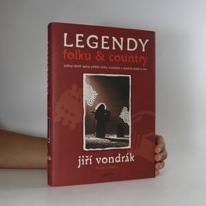 náhled knihy - Legendy folku & country