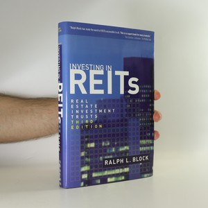 náhled knihy - Investing in REITs. Real estate investment trusts